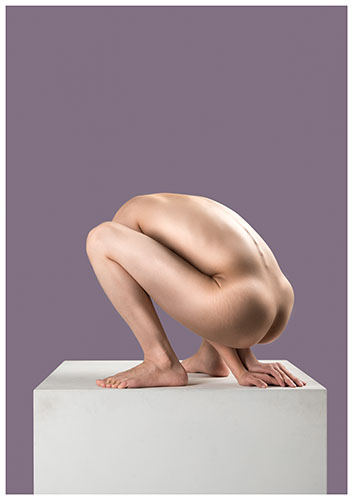 lin wei artist photography sculpture nude art