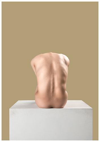 lin wei artist photography sculpture nude art
